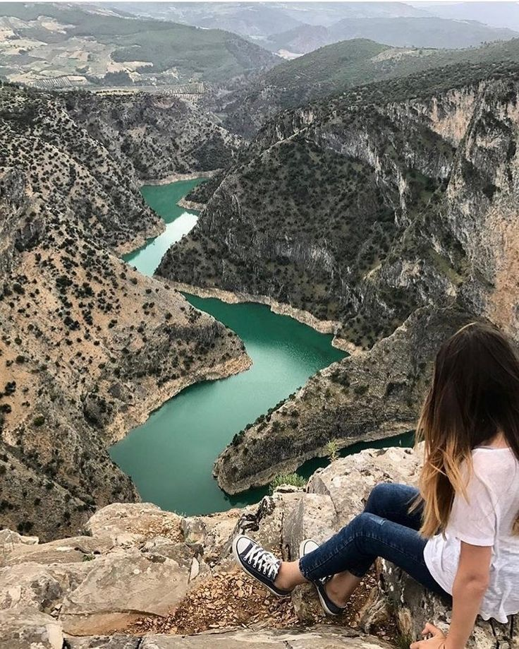 Arapapıştı kanyonu / Aydın Turkey