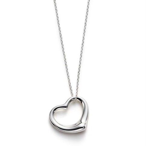 Jewelry type: pendant necklace  Color: Silver  Chain length: 50cm  Pendant measurement: 2cm * 2cm