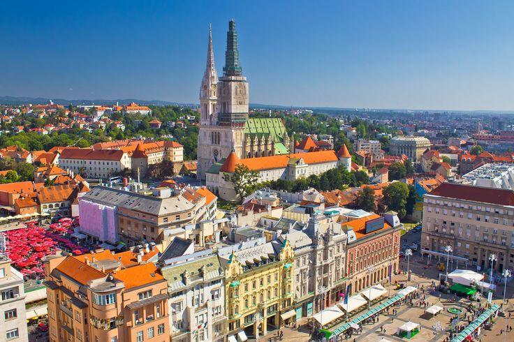 Zagreb - Croácia                                                                                                                                                                                 Mais