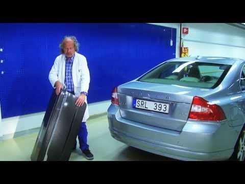 Volvo prezentuje nowy rodzaj baterii samochodowej