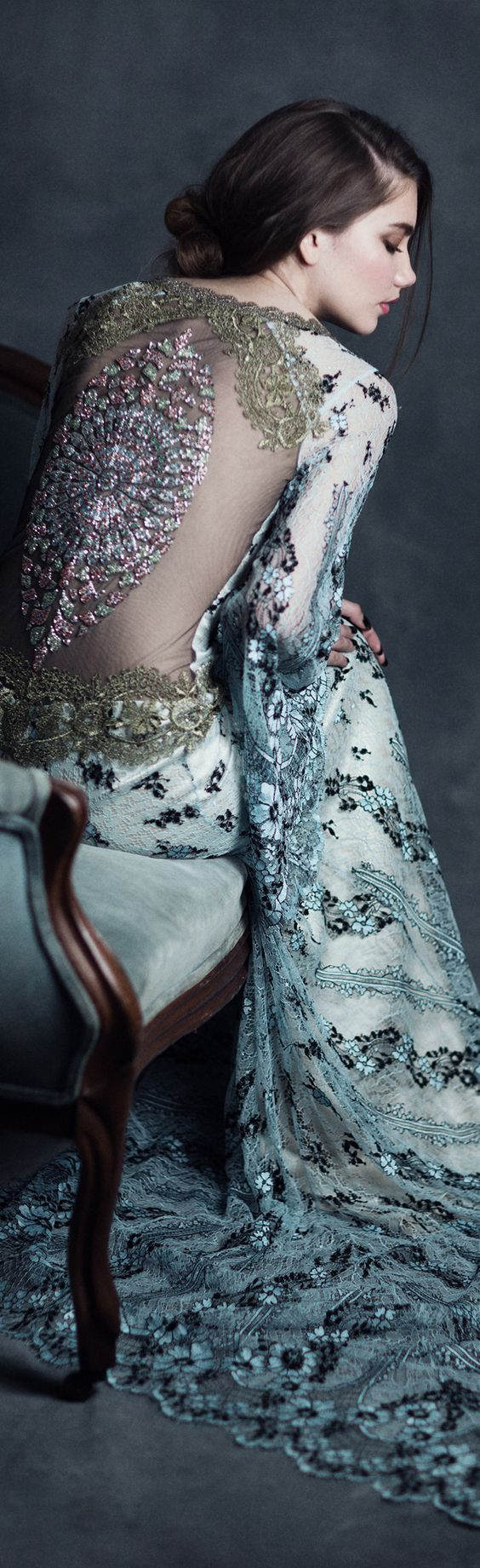122 best Statement Back Wedding Dresses images on Pinterest ...