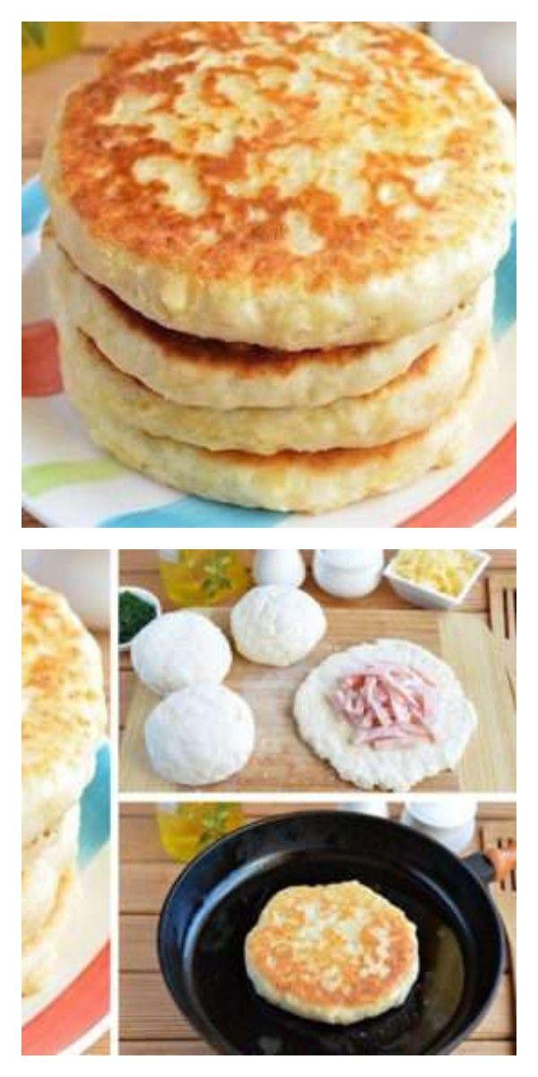 Сырные лепешки с начинкой: очень вкусно и быстро новые фото