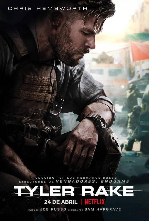 Tyler Rake La Nueva Pelicula De Netflix Telecharger Des Films Films Streaming Gratuit Films Complets