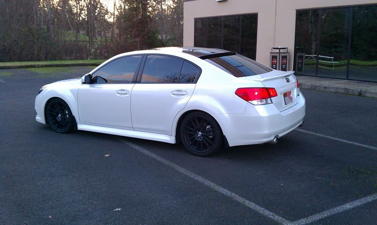 Official Satin Pearl White Thread (2010) - Page 38 - Subaru Legacy Forums