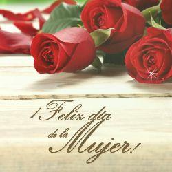 Es tu día ... Que tu día esté lleno de Felicidad. ¡Feliz día de la Mujer! http://dostarjetas.com/tarjetas-de-dia-de-la-mujer/feliz-dia-de-la-mujer-707.html