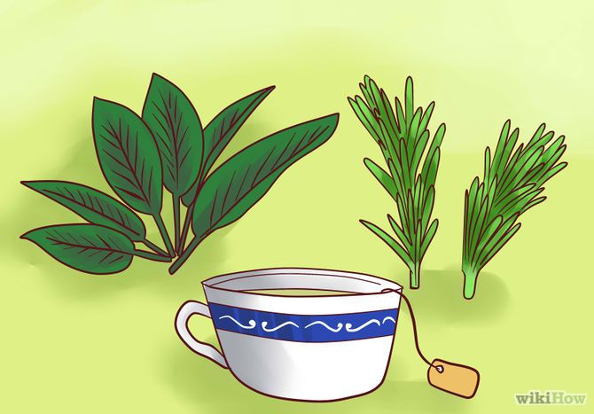 Dye With Your Hair With Tea, Coffee or Spices Step 4