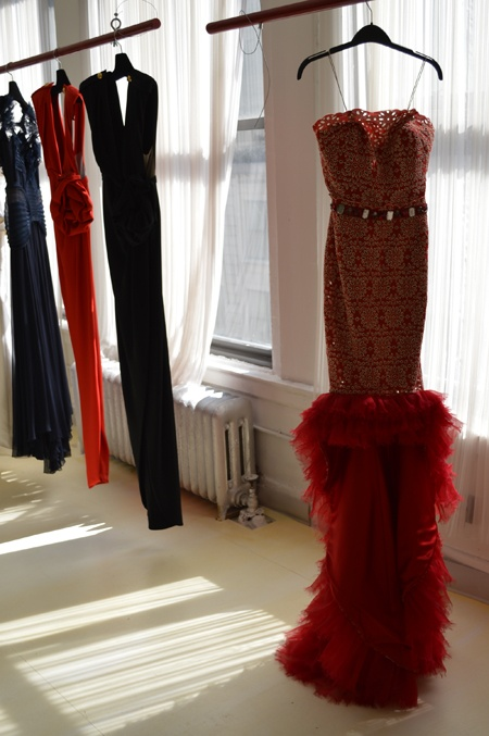 Bloc de Moda: New York: Gustavo Cadile Spring 2013
