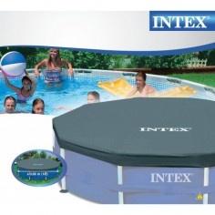 http://idealbebe.ro/intex-acoperitoare-piscina-305-cm-p-15060.html Acoperitoare pentru piscina cu carcasa de metal cu diametrul de 305 cm. Este realizata din PVC rezistent cu grosimea de 0.18 mm.