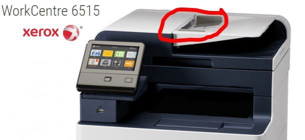 1 208 425 6288 Xerox Printer Not Scanning Printer Paper Clutter