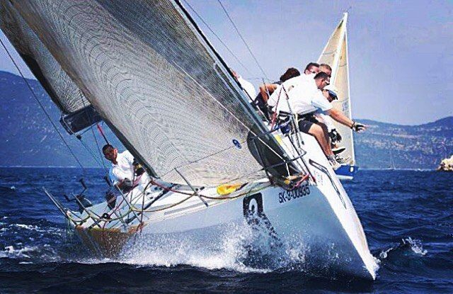Judel&Vrolijk 42 R Mk ll ORC Racer  An excellent racer made for ORC International full details link in bio #sail #sailing #sailboat #saillife #yacht #yachting #race #racer #racing #orc #cruiser #cruising #cruiserracer #sailor #crew by cruiser_racer