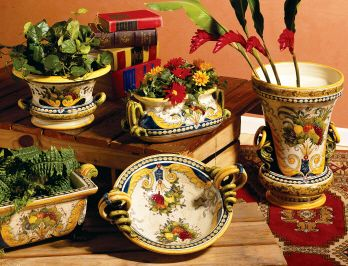 Artistica Italian Ceramics & 107 best Italian Pottery-Majolica images on Pinterest | Italian ...