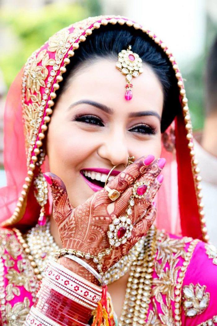 Beautiful smile | jewellery | Weddingplz | Wedding | Bride | Groom | love | Fashion | IndianWedding  | Beautiful | Style