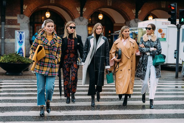 The Best Copenhagen Street Style Photos of Fall 2018