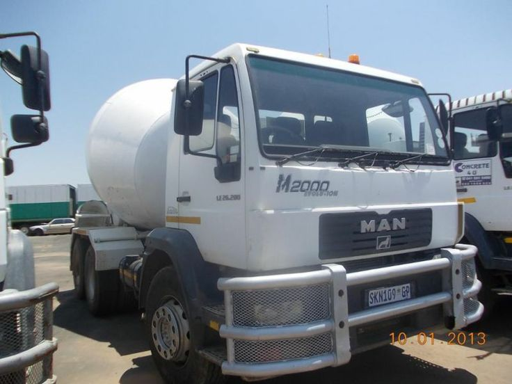 SUPER CONDITION MAN DIESEL HORSE WITH 10.000 LTR WATER TANKER FOR SALE. | Boksburg | Gumtree South Africa | 112438263
