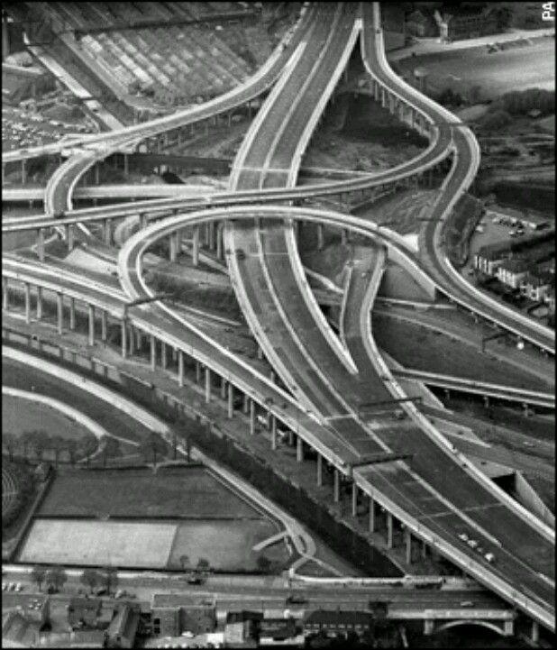 Spaghetti road