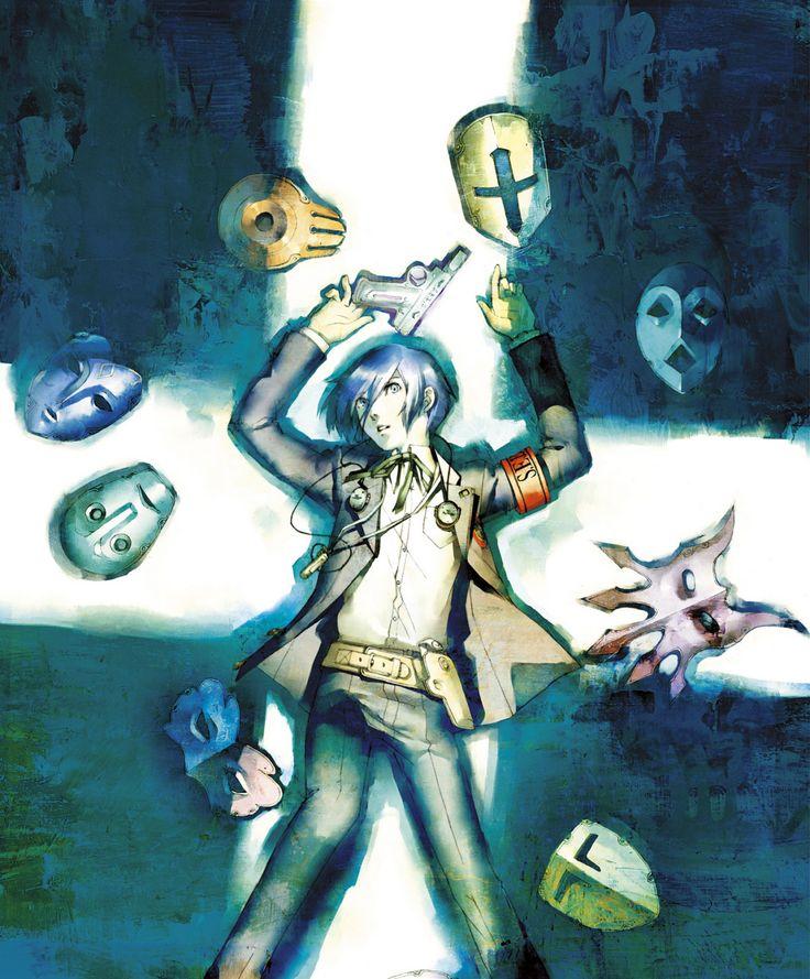 Shin Megami Tensei: Persona 3 | Yuuki Makoto