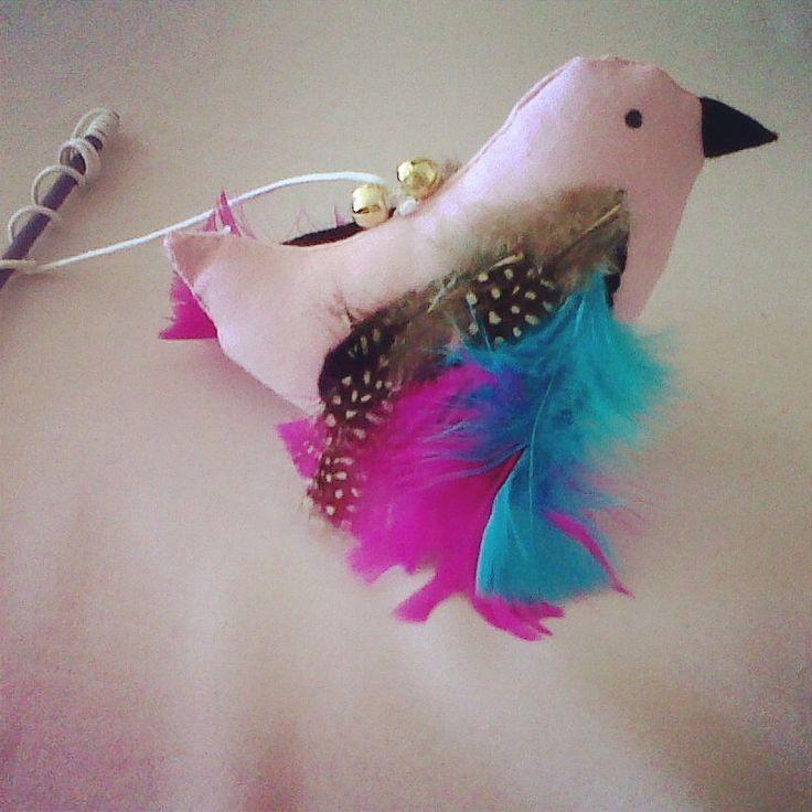 #cherrymania #juguetes para gato #catnip