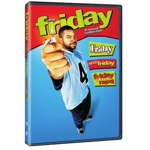 Firday 1 3 Collection Dvd Digital Copy With Ultraviolet Walmart