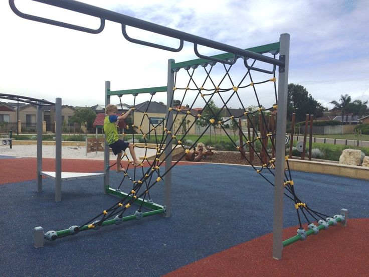 Delamere Playground. Enjoy a play then a coffee at Dome in Currambine