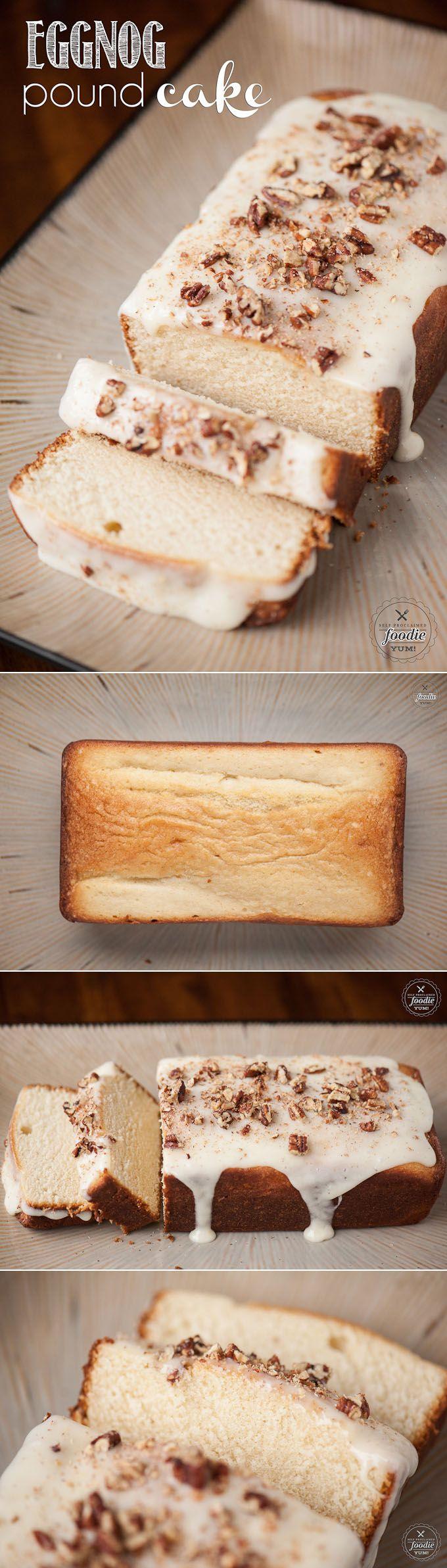 Glas Pound Cake Recipe Food