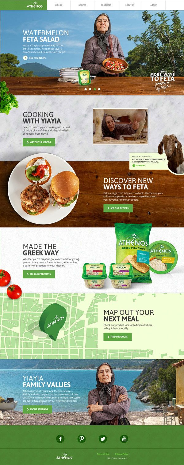Athenos by Jen Lu, via Behance | #webdesign #it #web #design #layout #userinterface #website #webdesign < repinned by www.BlickeDeeler.de | Take a look at www.WebsiteDesign-Hamburg.de