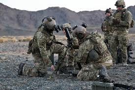 MOS11C/ Ranger Mortar Team in Afghanistan