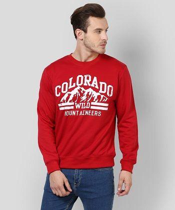 BUY 1 GET 1 FREE on Yepme Printed Sweatshirt