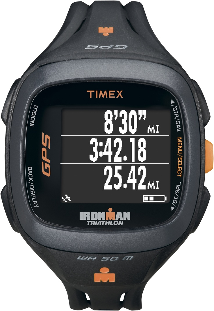 Timex Ironman Triathlon Heart Rate Monitor Instructions