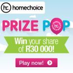 Win your share of R30000 | Ends 30 April 2015