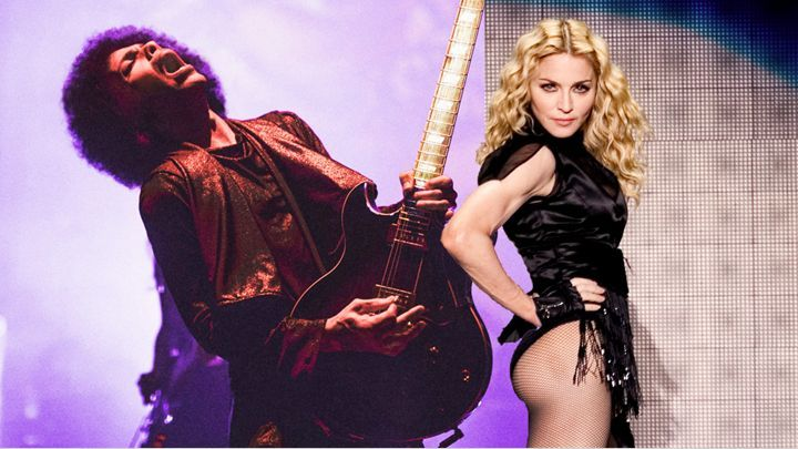 Madonna Attends Late-Night Prince Concert at Paisley Park  Read more: http://www.rollingstone.com/music/news/madonna-attends-late-night-prince-concert-at-paisley-park-20151009#ixzz3o8FDYTPl Follow us: @rollingstone on Twitter | RollingStone on Facebook