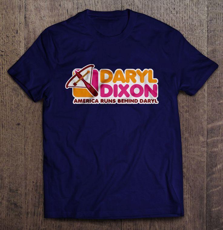 The Walking Dead - Daryl Dixon Parody T Shirt