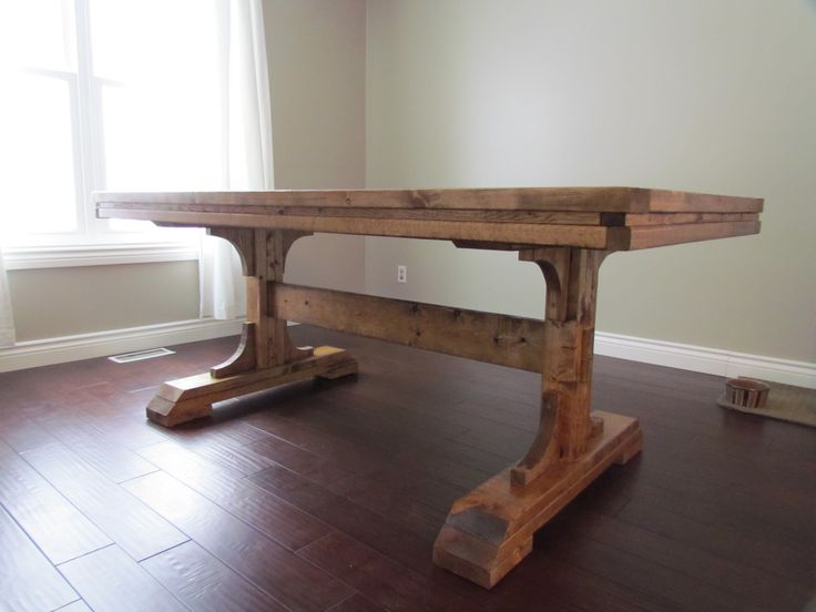 Perfect Plans For Farm Table: Additional Photos