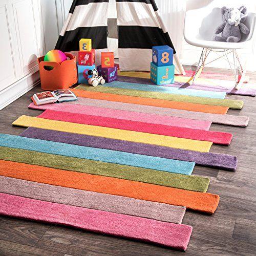 Top 10 Best Kids Bedroom Rugs: 348 Best Funky Area Rugs Images On Pinterest
