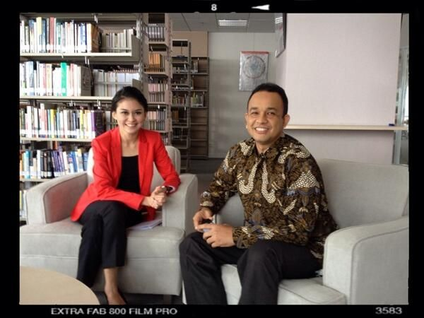 with @MarissaAnita @net1indonesia @Net Mediatama