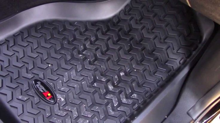 Latest Dodge RAM – Rugged Ridge Floor Liner – 2013 Ram – 40383 Versailles KY May 2018.   Review of the Rugged Ridge 82989.40 Black All Terrain Floor Liner Front and Rear Kit. Installed in a 2013 Ram 1500 Quad Cab without center console. Overall, great floor mats, if a bit...