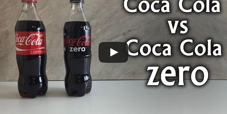 cola zero in diät