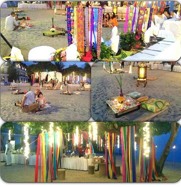 Bohemian party my bohemian beach wedding pinterest for Terrace party decoration