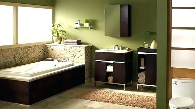 35 Beautiful Bathroom Paint Colours That Always Look Fresh And Clean Green Bathroom Bathrooms Remodel Bathroom Design