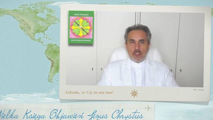 Upadają ci...! 48. Wielka Księga Objawień Jezus Chrystus