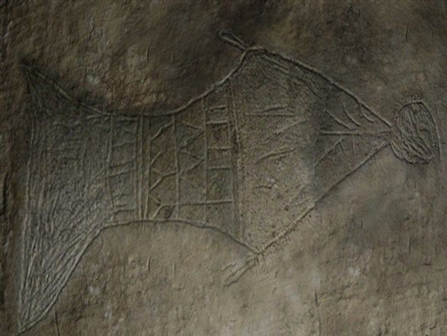 Investigators may have discovered earliest evidence of Christian iconography in Jerusalem.