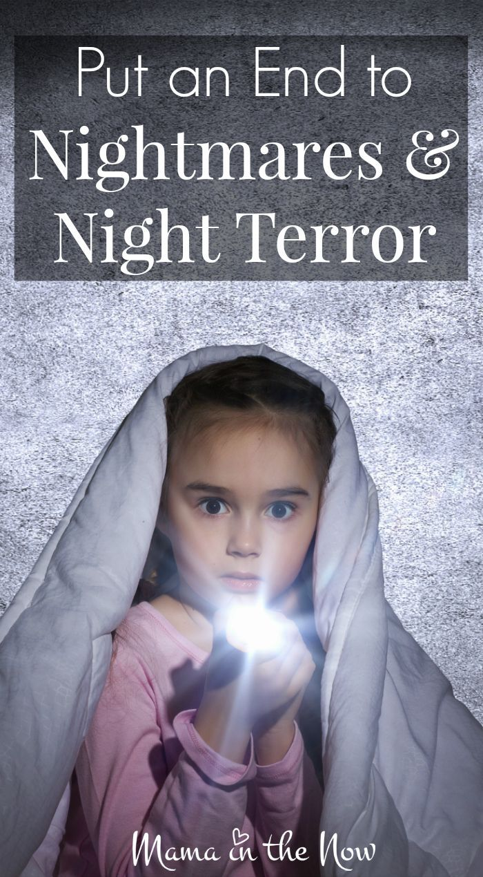 Put An End To Nightmares And Night Terror