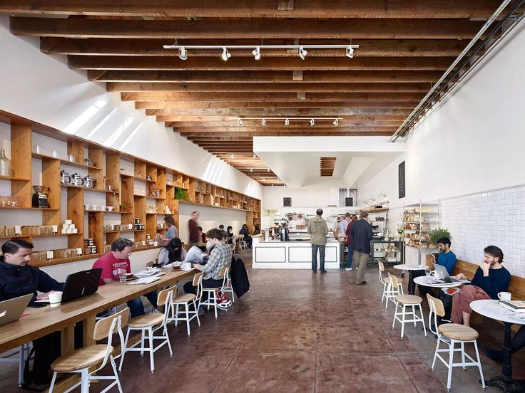 The Mill, SanFrancisco Restaurant Designed By Boor Bridges Architecture