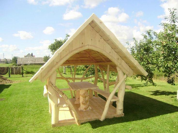 15 must see pavillon selber bauen pins selber bauen. Black Bedroom Furniture Sets. Home Design Ideas