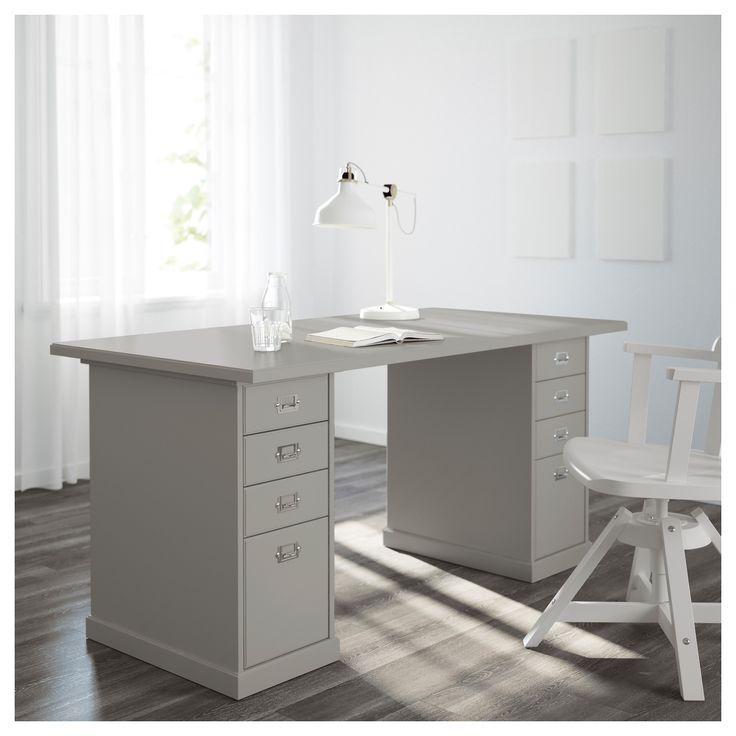 IKEA - KLIMPEN Table gray light