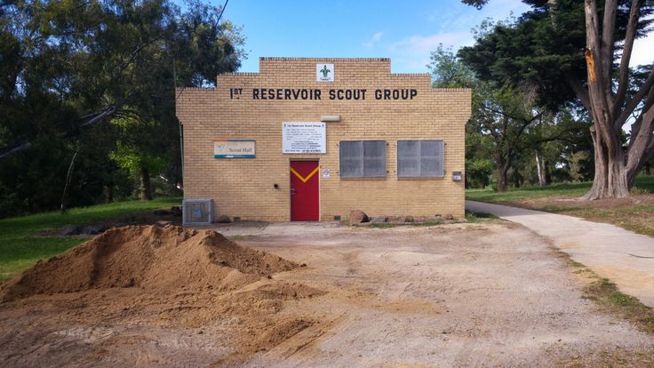 1st Reservoir Scout Group, Edwardes Lake, Darebin.  #darebin #edwardes lake #reservoir
