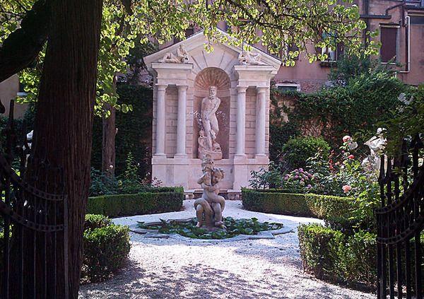 Giardini segreti a Venezia: Photo