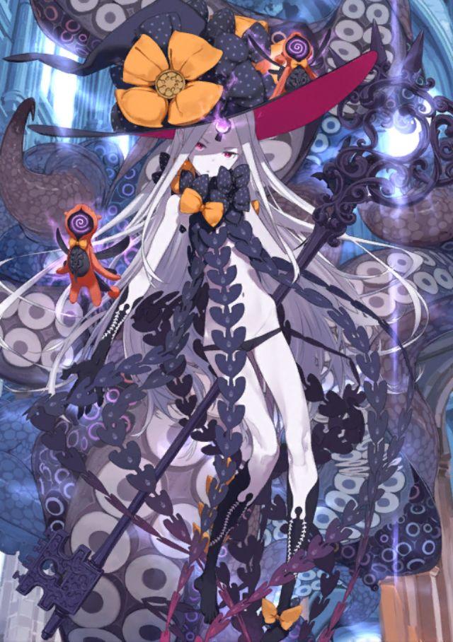 Foreigner Fate Grand Order Abigail Anime Art Fantasy Anime