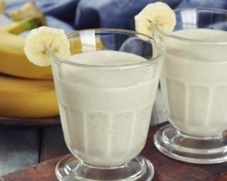 Smoothie au thé vert et à la banane : http://www.fourchette-et-bikini.fr/recettes/recettes-minceur/smoothie-au-vert-et-la-banane.html