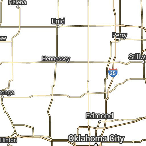 Today's Earthquakes in Oklahoma, United States