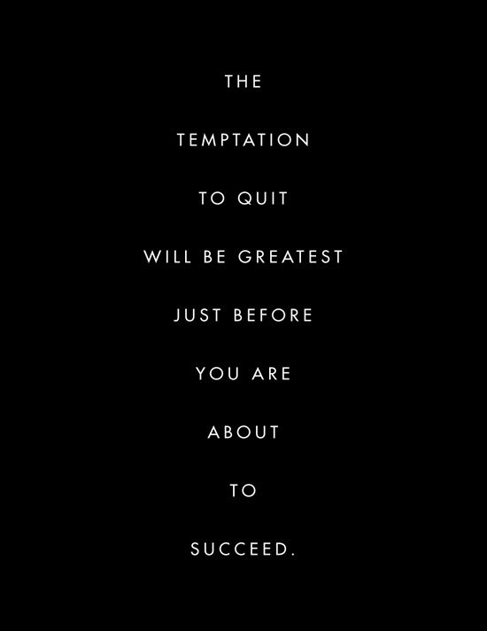 It only takes some inspiration to change your life and to make you succeed.